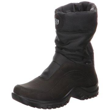 Romika Komfort Stiefel schwarz