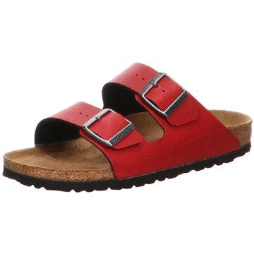 Birkenstock Klassische PantolettePantolette rot