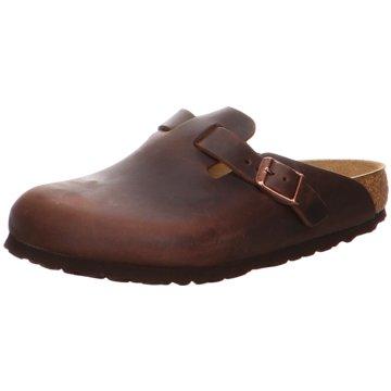 Birkenstock Clog braun