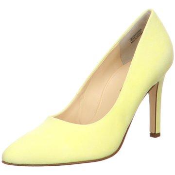 Paul Green Pumps gelb