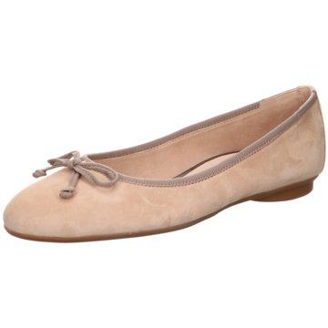Paul Green Klassischer Ballerina beige