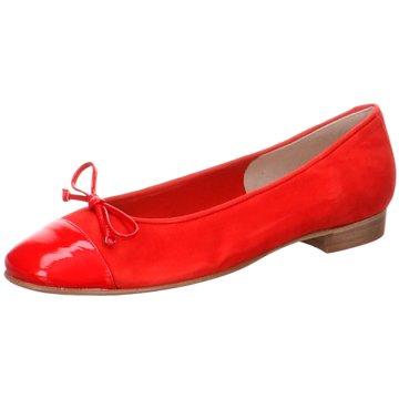 Gabriele Klassischer Ballerina rot