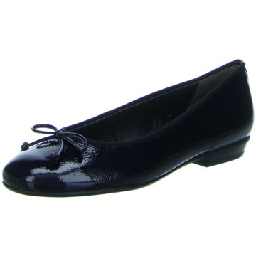 Paul Green Eleganter BallerinaKLASSIK blau