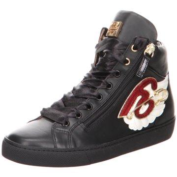 Högl Sneaker High schwarz