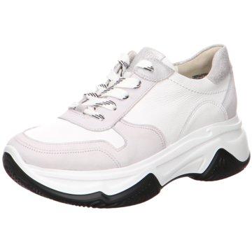 Paul Green Top Trends Sneaker weiß