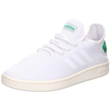 adidas Sneaker LowCOURT ADAPT - F36417 weiß