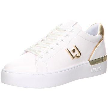 Liu Jo Sneaker World weiß