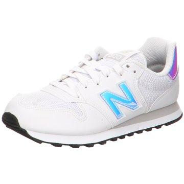 New Balance Sneaker LowLifestyle weiß