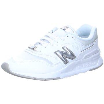New Balance Top Trends SneakerCW997HMW - CW997HMW weiß