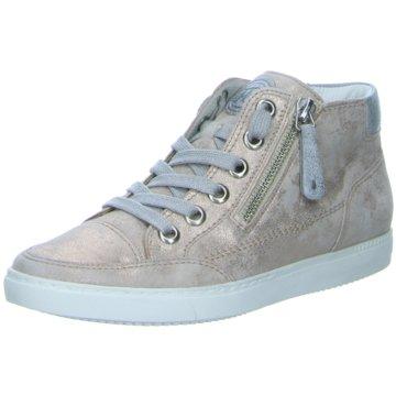 Paul Green Sneaker High4242 rosa