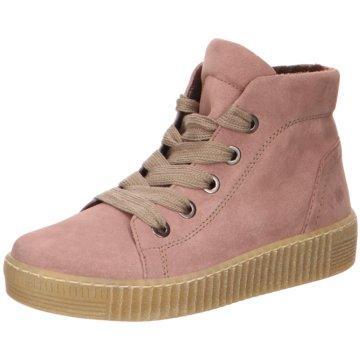 Gabor Sneaker High für Damen online kaufen   schuhe.de 53614ea0e3