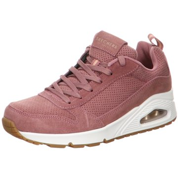 Skechers Sneaker WorldUno - Two for the Show rosa