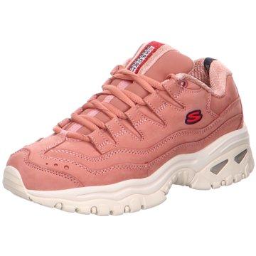 Skechers Sneaker LowWave Dancer rosa