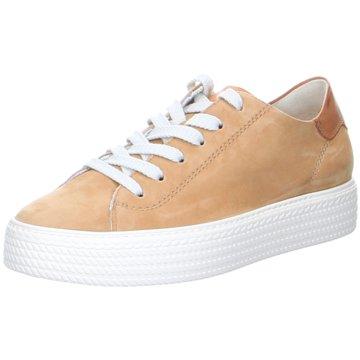 Paul Green Top Trends Sneaker braun