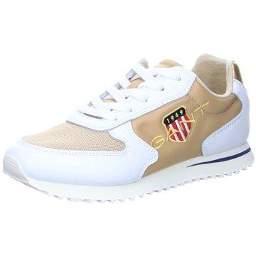 Gant Sneaker LowBeja Sneaker beige