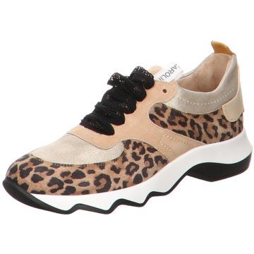 Donna Carolina Sneaker Low animal