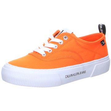 Calvin Klein Sneaker Low orange
