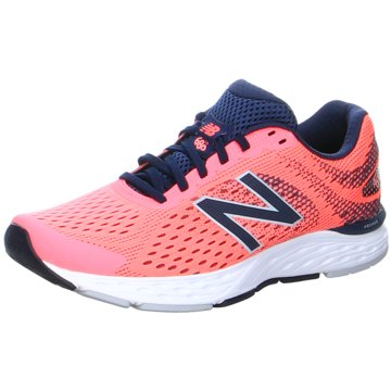 New Balance RunningW680 B - 820601-50 orange