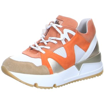 Bullboxer Plateau Sneaker orange
