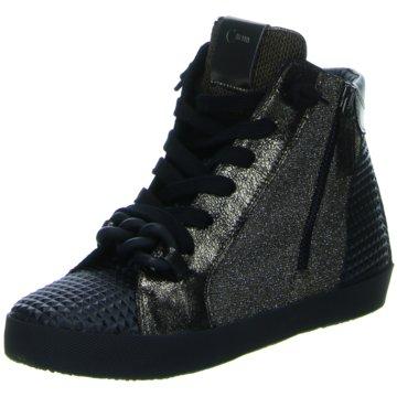 Donna Carolina Sneaker schwarz