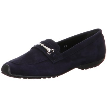 Brunos Business Slipper blau