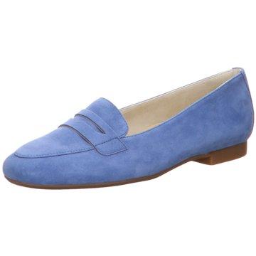 Paul Green Top Trends Slipper blau
