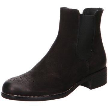 Paul Green Chelsea Boot schwarz