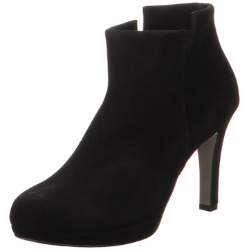 Paul Green Ankle Boot9682 schwarz