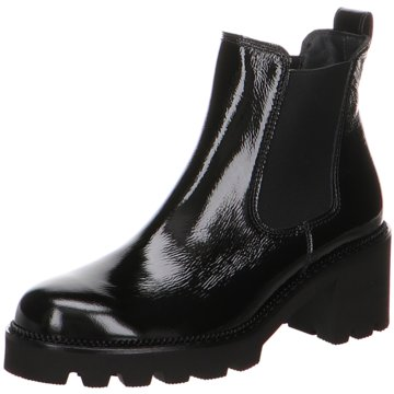 Paul Green Boots schwarz