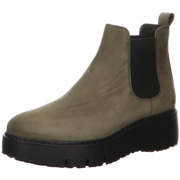 Paul Green Boots9821 oliv