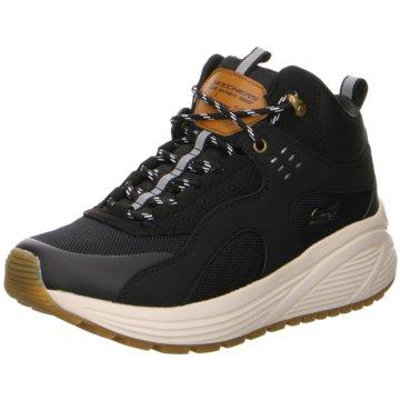 Skechers Sneaker LowBobs schwarz