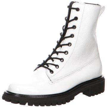 Paul Green Boots weiß
