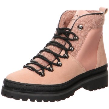 Tommy Hilfiger Top Trends StiefelettenCosy Outdoor Bootie rosa