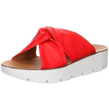 Paul Green Klassische Pantolette rot