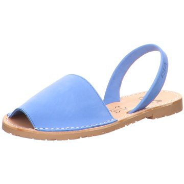 Ria Menorca Sandale blau