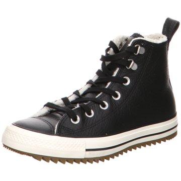 Converse Sneaker HighCTAS schwarz