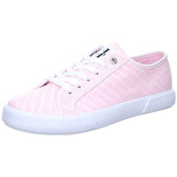Calvin Klein Sneaker Low rosa