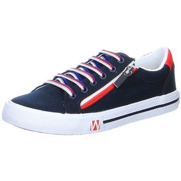 Westland Sneaker LowSya blau