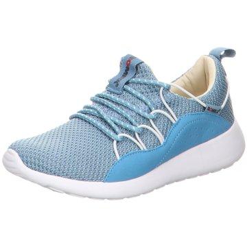 Romika Sportlicher Schnürschuh blau