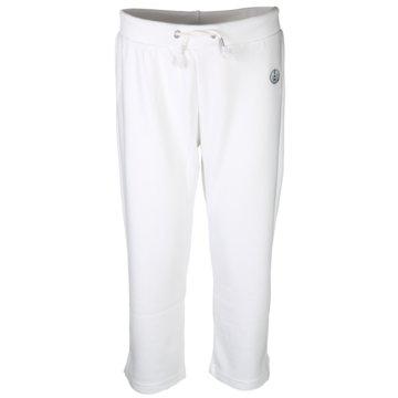 wind sportswear 3/4-7/8 Hosen weiß