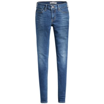 Levi's® SkinnyInnovation Super blau