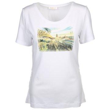 Airfield T-Shirts weiß