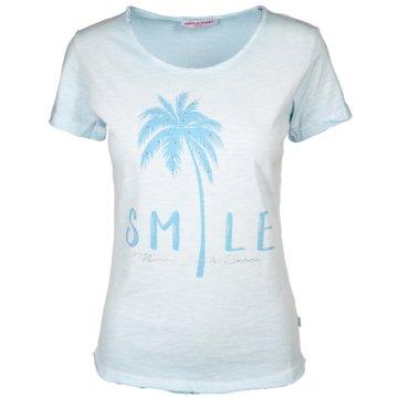 Frieda & Freddies T-Shirts blau