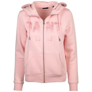 Gant Kapuzenjacken rosa