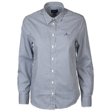 Gant DamenmodeTHE BROADCLOTH GINGHAM SHIRT weiß
