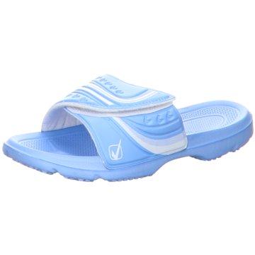 Bockstiegel BadeschuhSteffi blau