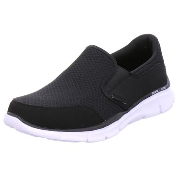 Skechers SlipperEqualizer Persistent Low-Top schwarz