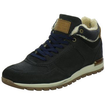 Bullboxer Sneaker High blau