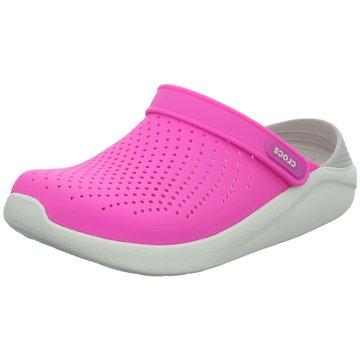 CROCS Wassersportschuh pink