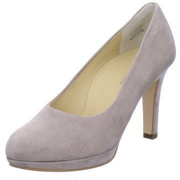 Paul Green Plateau Pumps grau